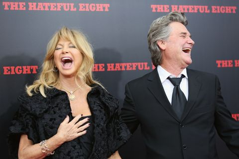 Goldie Hawn on the Real Reason She and Kurt Russell Never Got Married