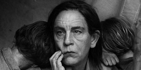 John Malkovich Morphs Into the Most Iconic Photo Subjects Ever