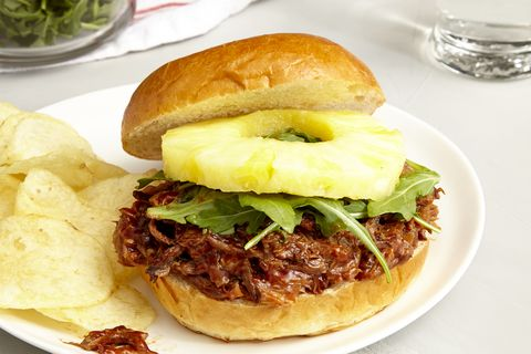 Slow-Cooker Hawaiian Pulled Pork