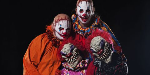 Now Creepy Clowns Are Threatening School Districts