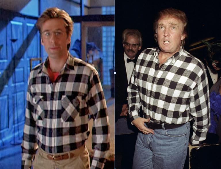 Donald Trump's Halloween Costumes