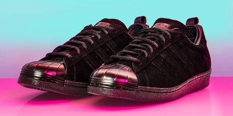 Footwear, Product, Brown, Shoe, Purple, Magenta, Red, White, Pink, Violet,