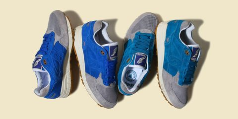 Footwear, Blue, Shoe, White, Athletic shoe, Electric blue, Font, Sneakers, Majorelle blue, Azure,