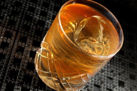 Fluid, Liquid, Alcohol, Drink, Distilled beverage, Alcoholic beverage, Amber, Barware, Glass, Drinkware,