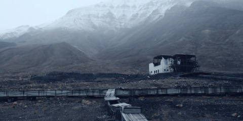 One Filmmaker Reveals This 100-Year-Old Soviet Ghost Town