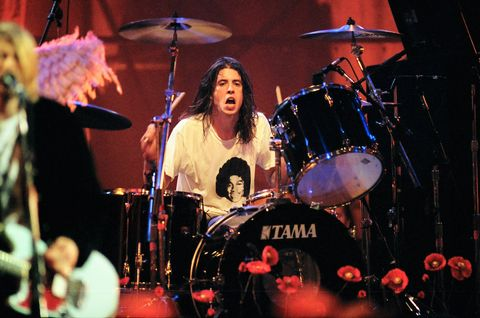 Watch Dave Grohl Play His First Show With Nirvana, 26 Years Ago Today