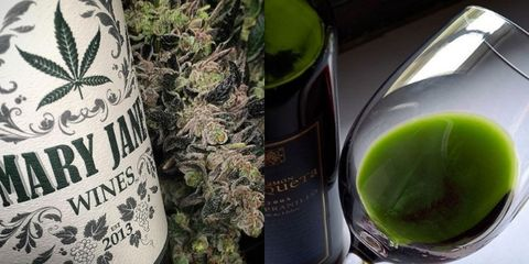 You Can Now Get Lit Off of Weed Wine (in California)