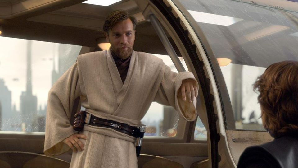 Ewan McGregor Is Campaigning for a Return to 'Star Wars'