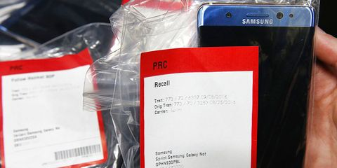 Samsung Will No Longer Produce Its Tablet That Keeps Catching Fire