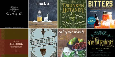 Mixology 101: The 15 Best Cocktail Books for the Home Bartender
