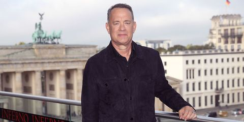 Tom Hanks Once Again Proves He's the Coolest Guy in Hollywood