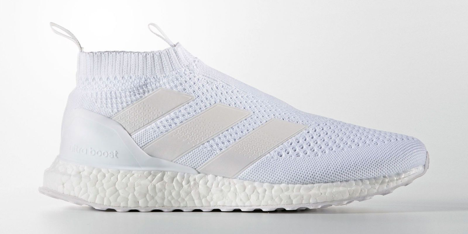 adidas Ultra Boost uncaged on feet pics via BSTN | Dead Stock