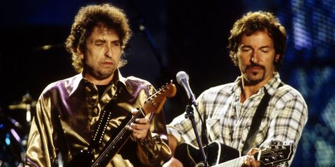 Read Bruce Springsteen's Tribute to Bob Dylan- Born to Run