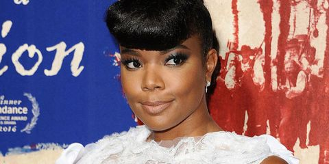 Gabrielle Union at The Birth of a Nation premiere