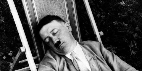 A New Book Reveals Hitler's Dependent Drug Use During the War
