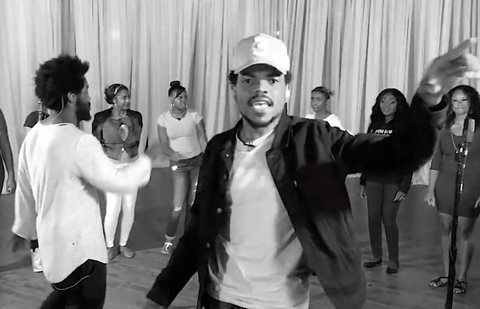 Chance the Rapper's New Video Shows Why He's the Most Humble Artist in Hip-Hop
