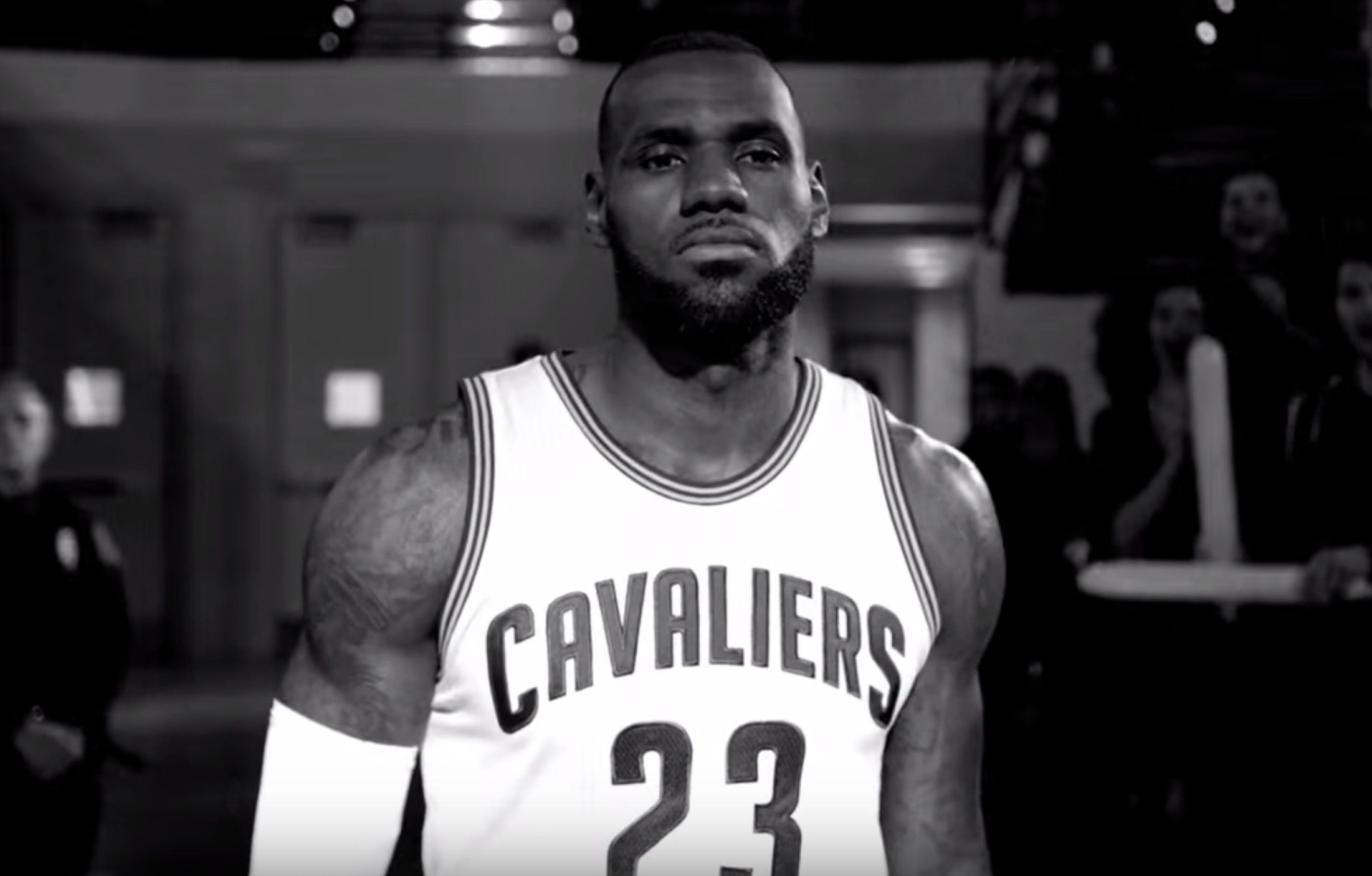 Nike's Newest LeBron James Commercial Is Giving Everyone