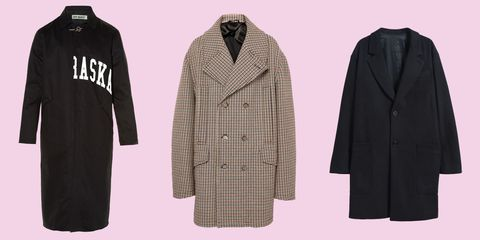 a4bb9f9006f Go Big or Go Home  The 7 Best Oversized Coats for Fall