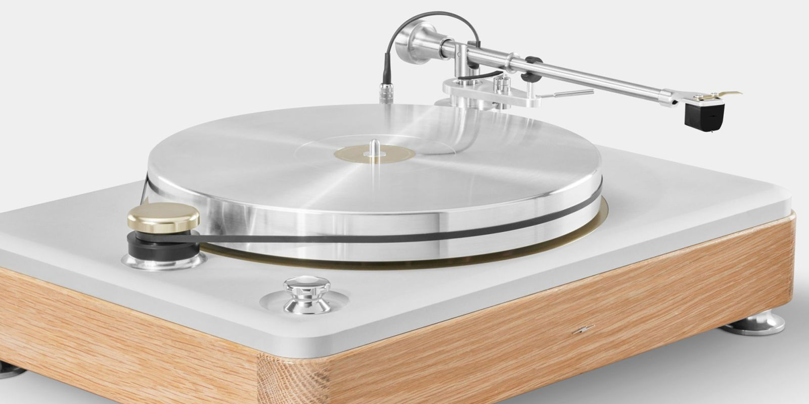 Genial Shinola Runwell Turntable   Are Super Stylish Turntables Officially ...