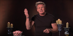 Gordon Ramsay on Jimmy Kimmel Live
