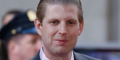North Carolina Woman Poses for Picture with Eric Trump, Expertly Trolls Him