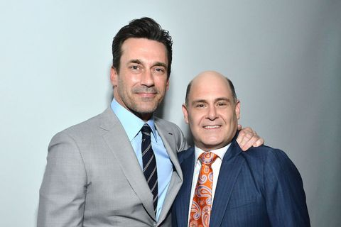 We Finally Know What Matthew Weiner's New Show Is About