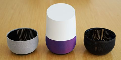 Google Home Brings Artificial Intelligence to Your Living Room
