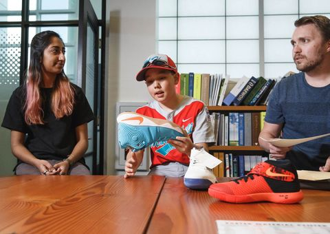 This Nike Collection Is Designed by Children s Hospital Patients a2c985197
