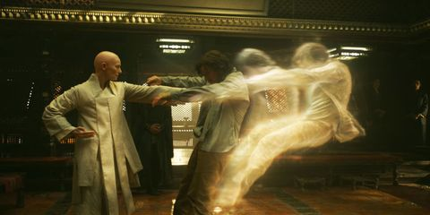 Tilda Swinton Thinks You Might Regret Getting Stoned Before Seeing Doctor Strange