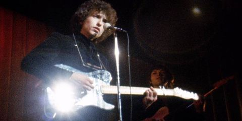 How Bob Dylan Invented the Rock Star