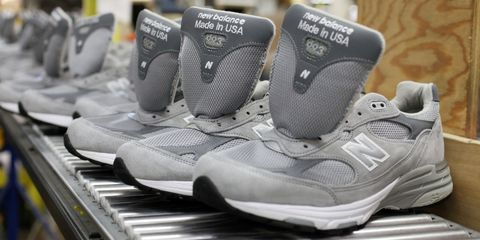 8f552a4a People Are Burning Their Sneakers in Reaction to New Balance's Pro ...