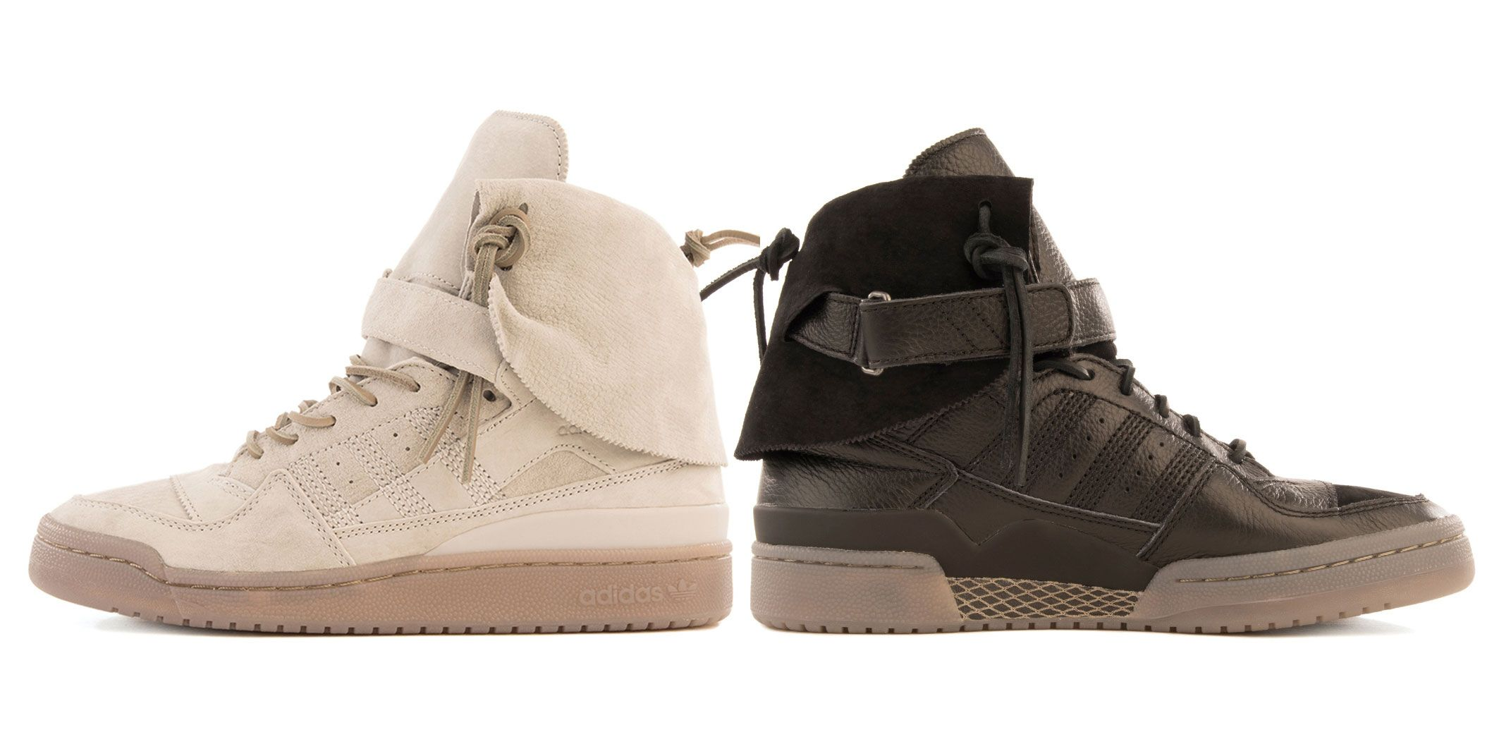 Adidas Has Dropped A Fall Ready Timberland Inspired Forum Hi