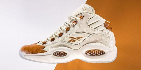Footwear, Product, Brown, Shoe, White, Orange, Athletic shoe, Tan, Light, Carmine,