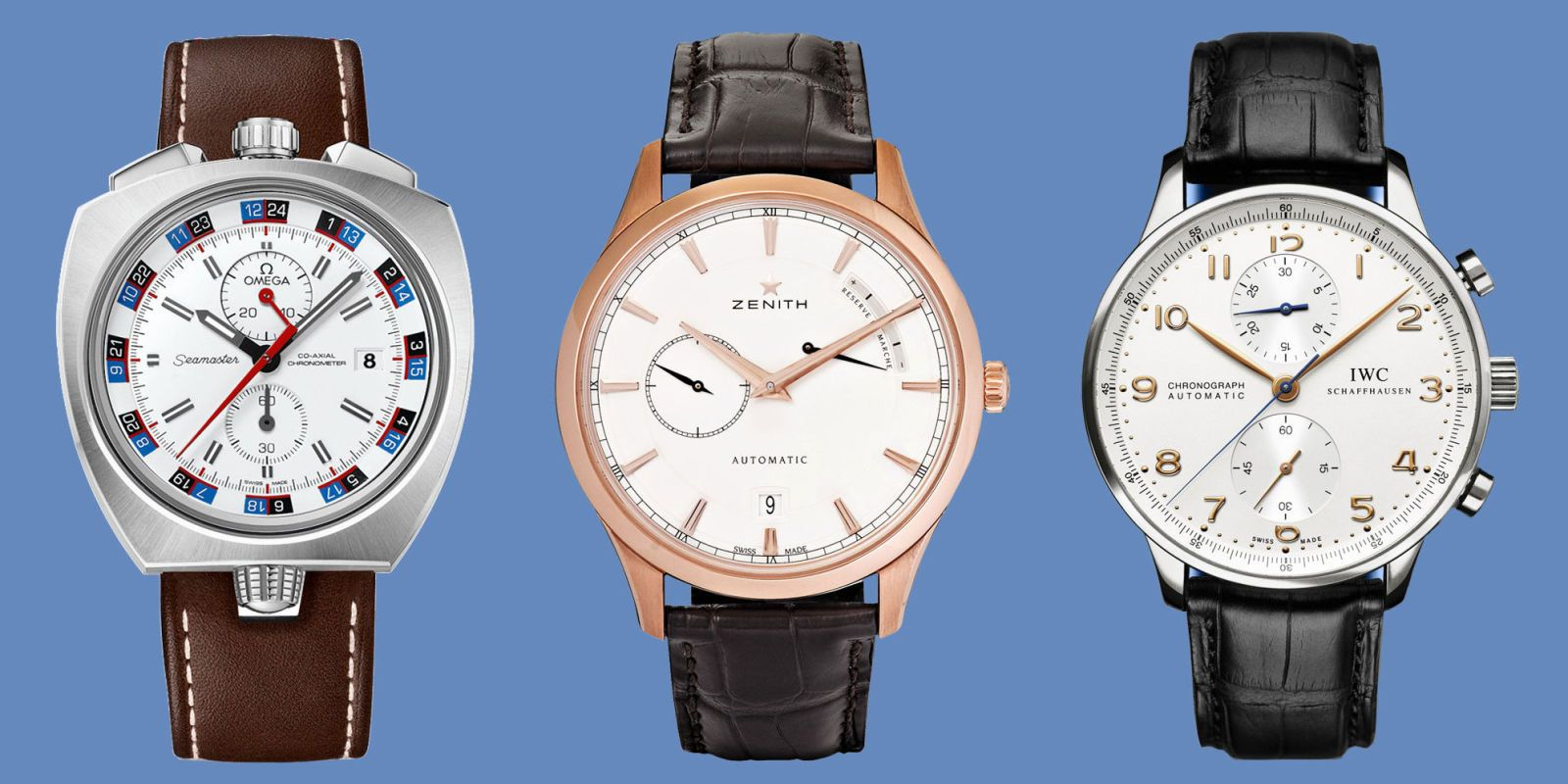 19 Extremely Stylish Men Pick Their Favorite Watch