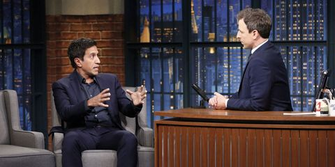 Dr. Sanjay Gupta Explains Why Denying Weed to People Would Be Immoral