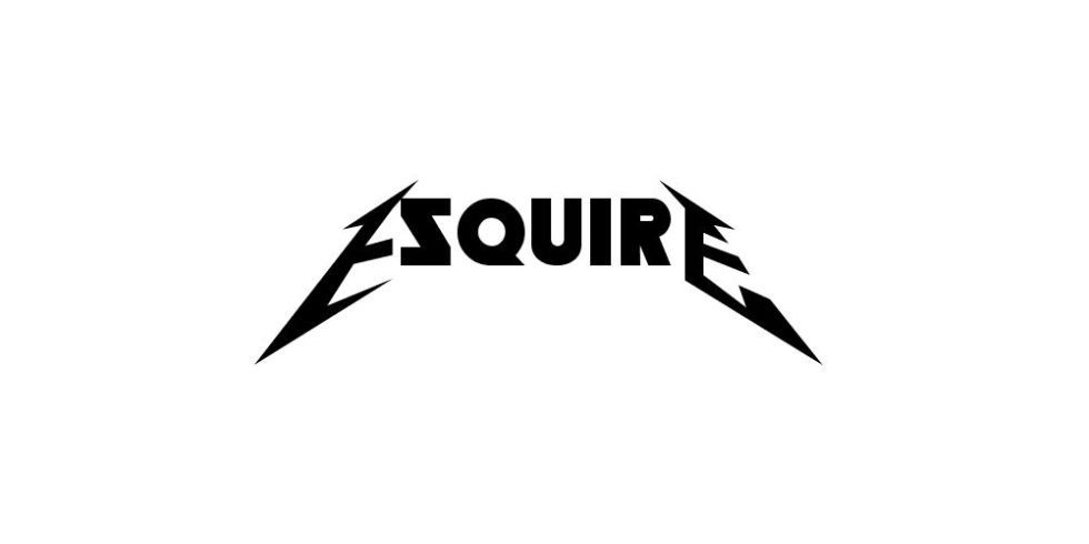 metallica font generator write your name in the metal band s font rh esquire com heavy metal band logo creator Thrash Metal Band Name Generator