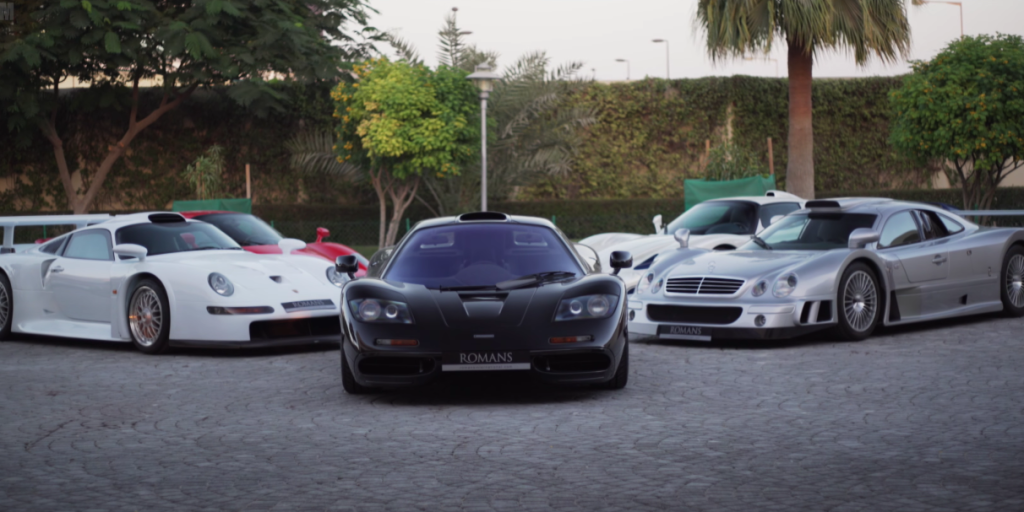 This Is What a 'Money Is No Object' Car Collection Looks Like