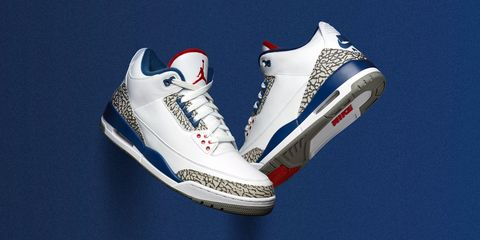 Footwear, Product, Red, White, Athletic shoe, Sportswear, Line, Logo, Light, Font,
