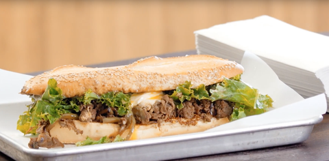 How to Make a Steak and Egg Sandwich Perfect for Game Day