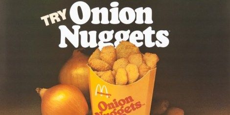 Which Fast Food Item Was Popular The Year You Were Born?