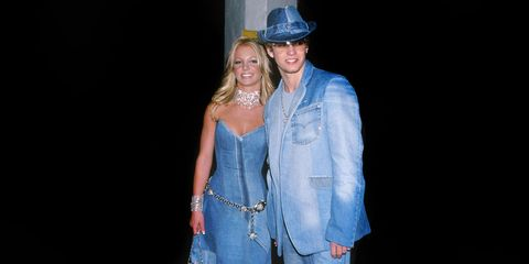 d0648a6ee89fb Justin Timberlake Finally Addressed the Britney Spears Double-Denim ...