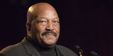 NFL Legend Jim Brown Thinks Donald Trump Might Finally Wake People Up