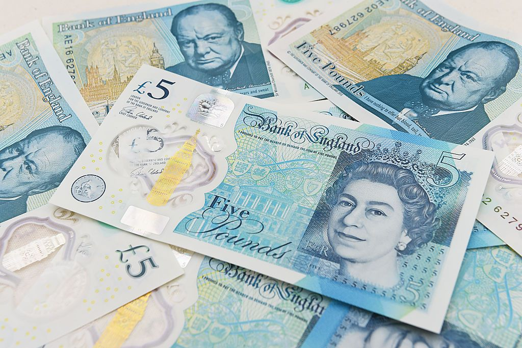 Britain's New Money Contains Animal Fat, and Vegans Are Not Happy