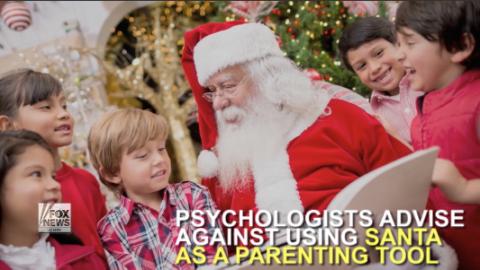 Fox News Issued a Santa Claus Trigger Warning