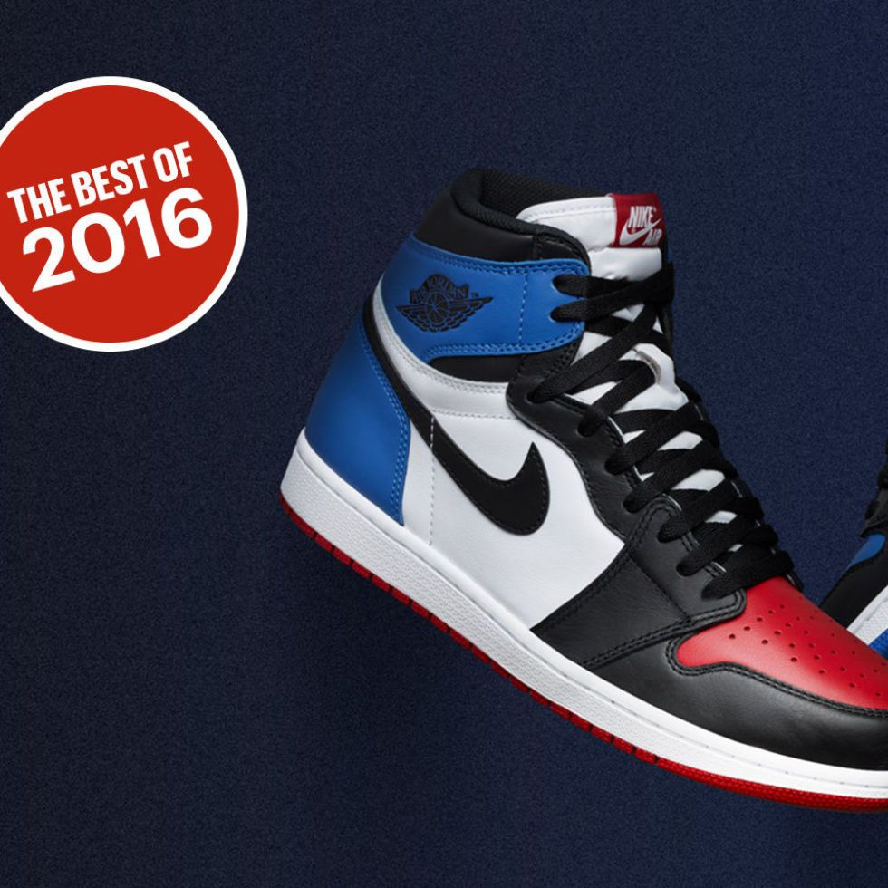 50+ Best Sneakers of 2016 - These Are
