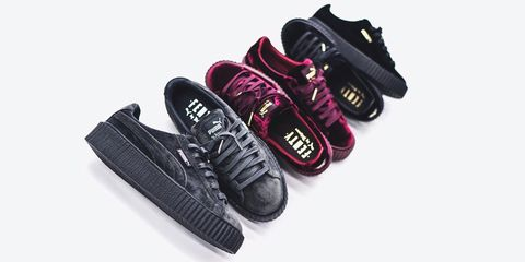 Footwear, Product, Shoe, Font, Magenta, Black, Violet, Synthetic rubber, Walking shoe, Brand,