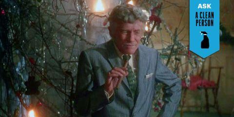 Collar, Dress shirt, Formal wear, Blazer, Christmas decoration, Tie, Button, Holiday, Ornament, Tuxedo,