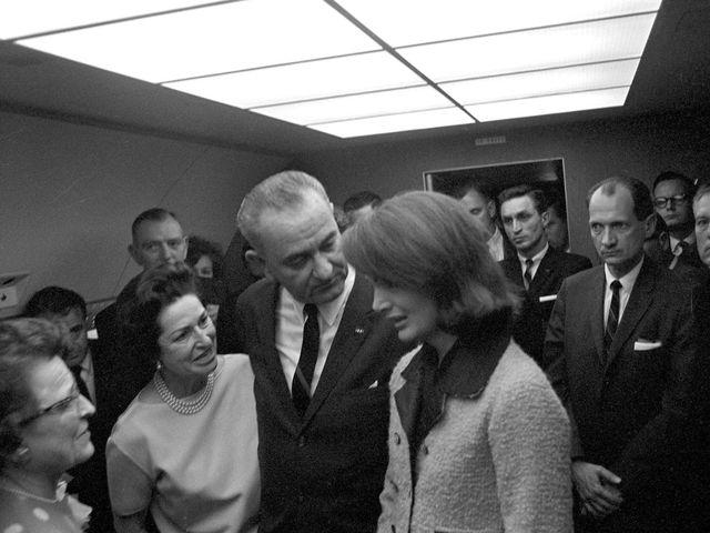a8573abf1c3 John F. Kennedy Assassination Flight - What Happened on the Flight ...