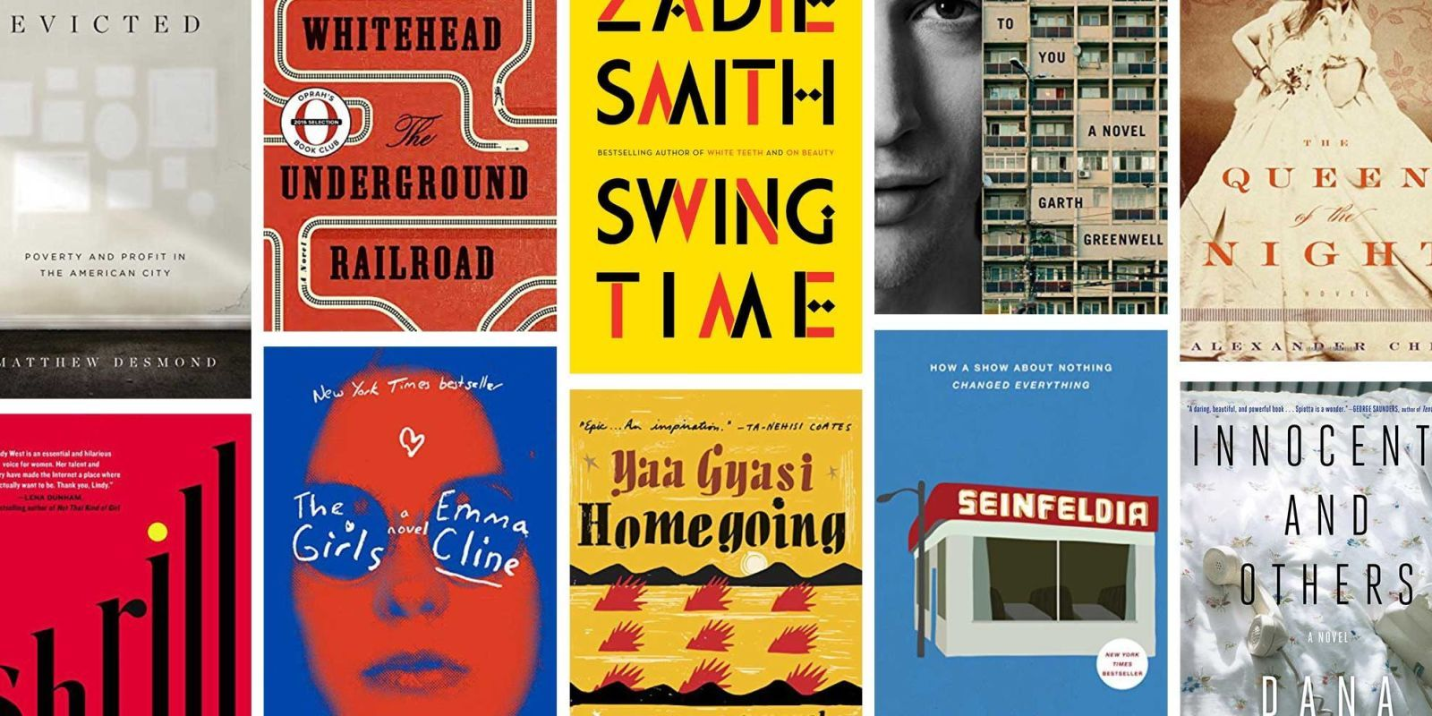 The 25 Best Books of 2016