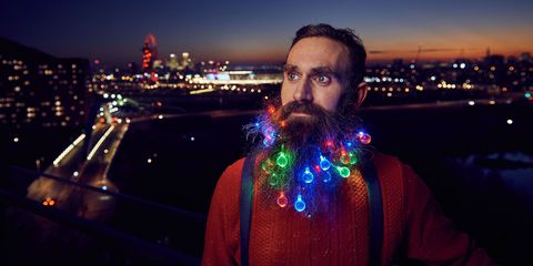 image - Christmas Beard